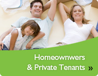 Homeowners & private tenants